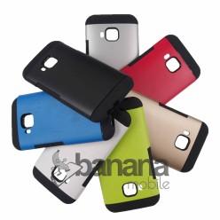 Цветен пластмасов гръб/калъф/протектор/кейс за HTC one M9