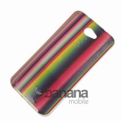 LG G2 Силиконов гръб/калъф/протектор/кейс с картинка Шарени раета