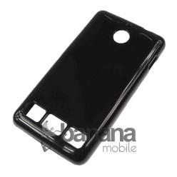 Семпъл силиконов гръб/калъф/протектор/кейс за Sony Xperia E1