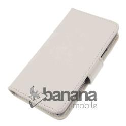 Кожен калъф тип тефтер за Sony Xperia E1