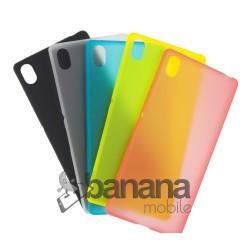 """Цветен супер тънък силиконов калъф/гръб/кейс """"Spada""""  за  Sony Xperia Z4"""