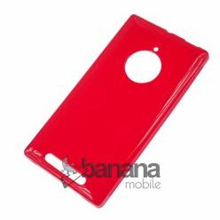 Nokia Lumia 830 Цветен силиконов гръб/калъф/протектор/кейс