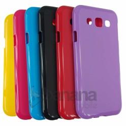 Цветен силиконов калъф за Samsung Galaxy Core II