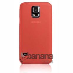 """Едноцветен супер тънък силиконов калъф """"Spada"""" за Samsung Galaxy S5"""