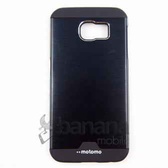Пластмасов калъф с алуминиево покритие за Samsung Galaxy S6