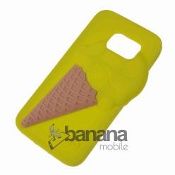 3D гумен гръб/калъф/протектор/кейс Сладолед за Samsung Galaxy S7