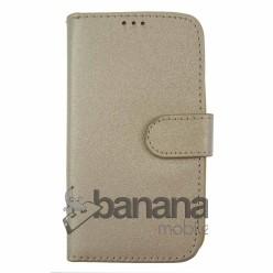 Samsung Galaxy Ace 4 Кожен калъф  тефтер