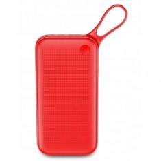 Преносимо зареждащо устройство /Power Bank/ Baseus Powerful Type-C 20000mAh Red