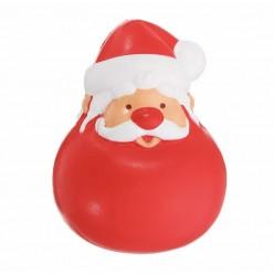 Скуиши /Squishy/ Дядо Коледа - Червен